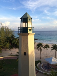 Needham's Point Lighthouse, St. Michaels, Barbados